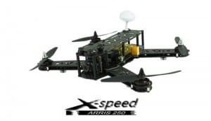 ARRIS X Speed FPV 250