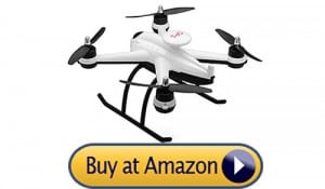 Flying 3D X6 drone under 300 dollars