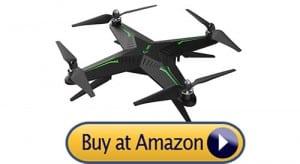 XIRO-Xplorer-Aerial review