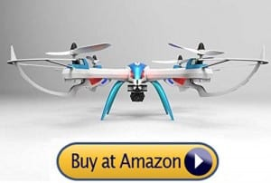 YiZhan Tarantula X6 is best drone under 100 dollars