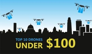 top drones for less than 100 usd