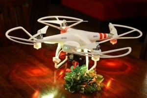 drones for Christmas