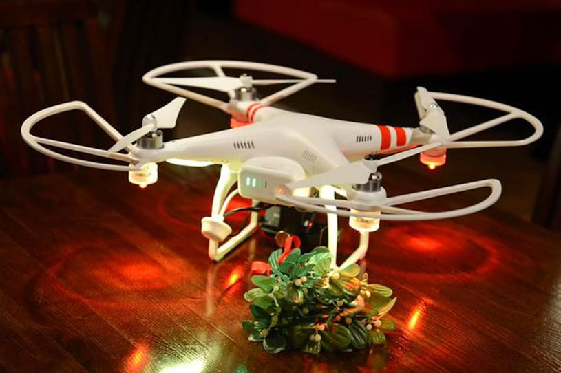 5 reasons why a drone is the perfect Christmas gift