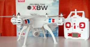 syma x8w package