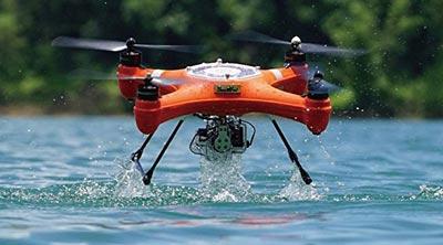 splash-drone