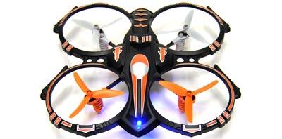rc-stunt-drone indoor