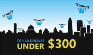 dronesunder300dollars