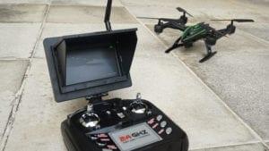 jxd-510g-controller