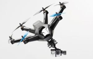 hexo+ follow me drone