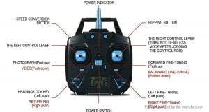 jjrc-h31-controller