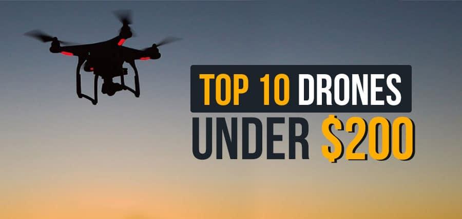 Best drones under $200 - Featured image