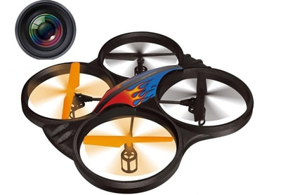 If You Are Looking For An Extremely Durable Drone That Your Children Wont Be Able To Break Down Even They Try Then Haktoys Has A Solution