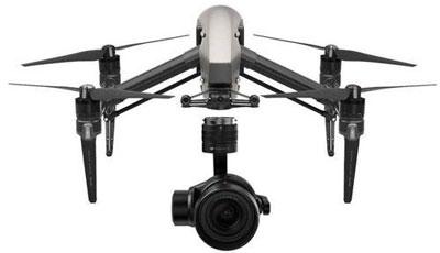 DJI Inspire 2 Drone with camera