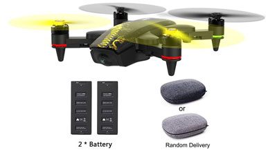 xiro xplorer mini drone for traveling