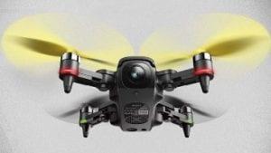 xiro xplorer mini foldable drone
