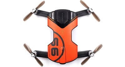 wingsland s6 foldable drone