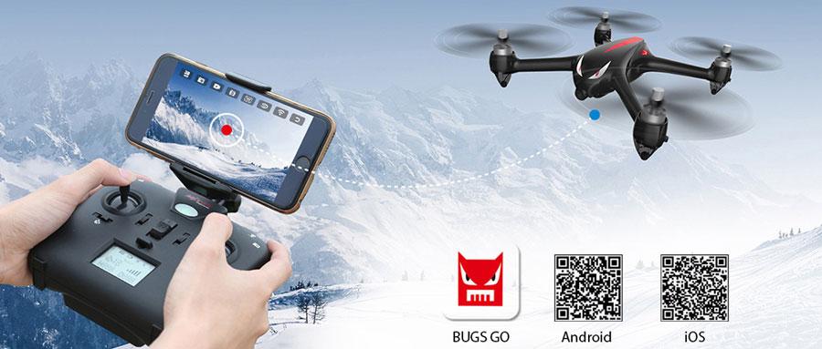 MJX Bugs 2W promotional image