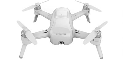 yuneec breeze travel drone