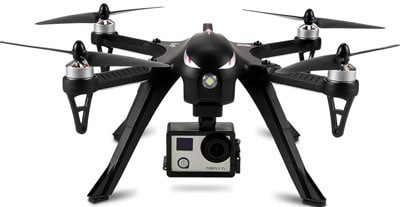 Mjx Bugs 3 drone for GoPro