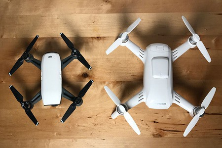 DJI Spark Drone is Here ! In Depth Review & Comp. with ...