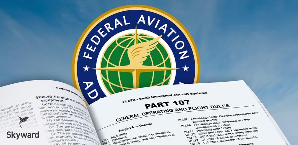 Federal Aviation Agency logo