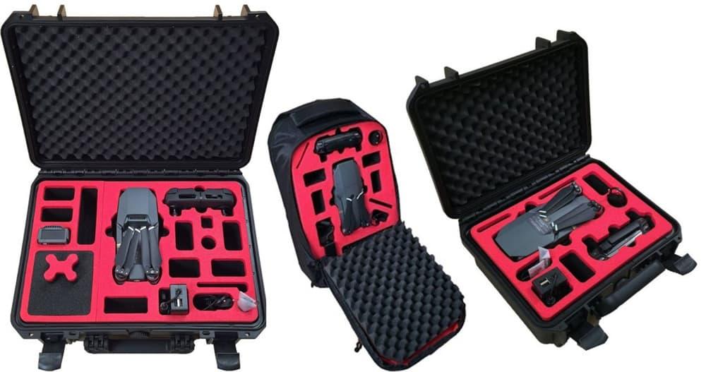 Best DJI Mavic Pro Cases, Backpacks and Waterproof Hard Cases