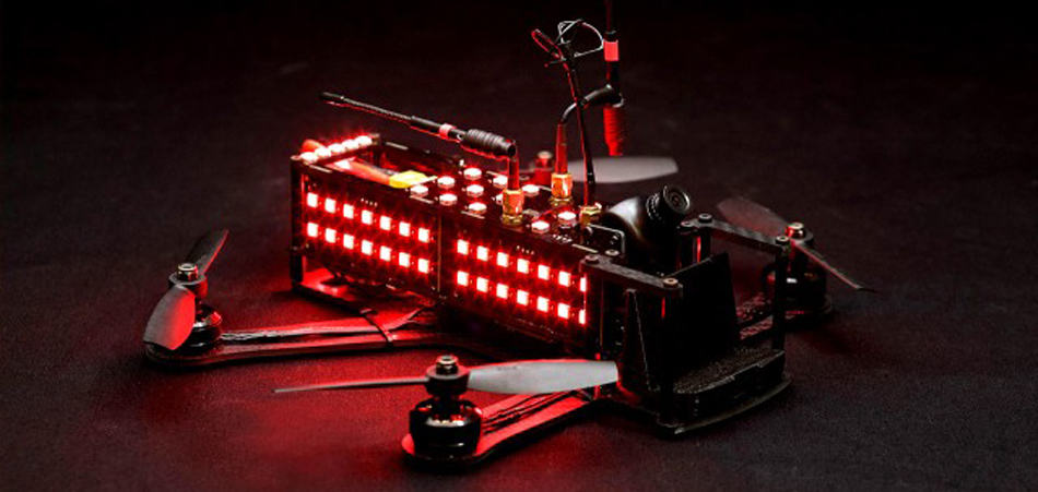 How To Invest In Drone Racing League