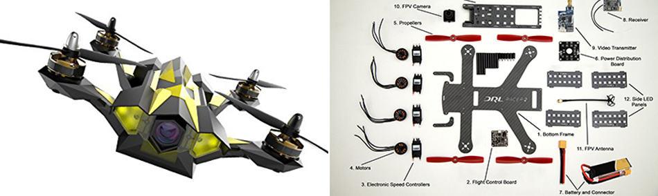 prix du drone phantom 4