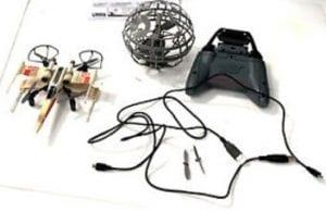 Air Hogs Rebel Assault Dueling Drones For Kids
