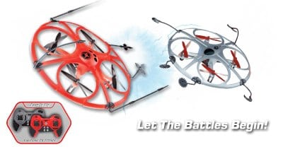Air Wars Dueling Drones for Kids