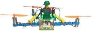 Flybrix drone kit for kids Flying V