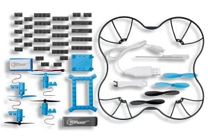 Top Race TR D5 mini lego drone