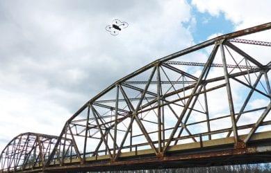 drones for bridge inspection