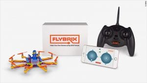 flybrix lego mini drone