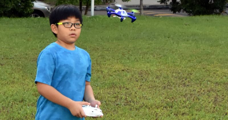 Are Kids Allowed To Fly Drones