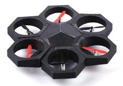 AirBlock Drone Mode