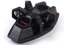 AirBlock Hovercraft Mode