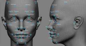 Facial Recognition drones