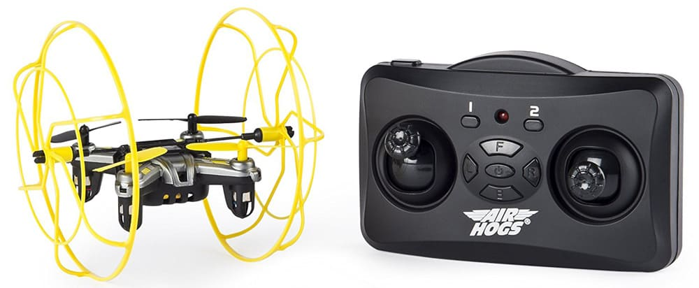 Hyper Stunt Drone Is An Extremely Small Aimed At Kids 8 Years And Older Due To Its Resilient Build Protective Frame Around The Blades
