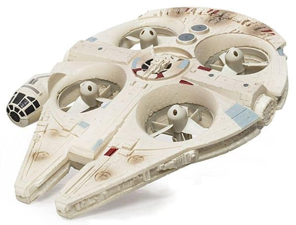 Air Hogs Star Wars Remote Control Millennium Falcon drone main photo