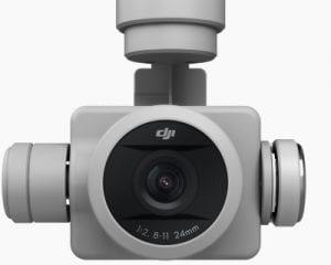 DJI Phantom 4 Pro Camera