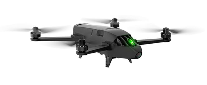 Parrot Bluegrass Agriculture Drone From
