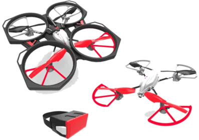 Spin Master Air Hogs Helix Sentinel Drone