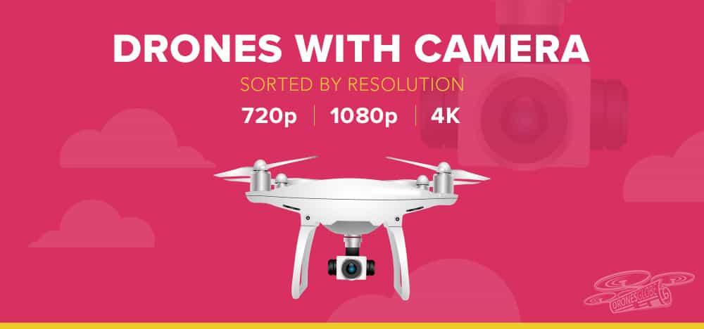 Drones with Camera 2020