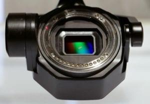 Zenmuse X7 Super 35mm sensor