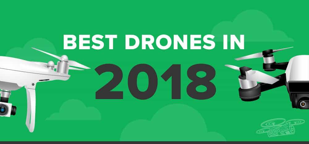 best-drones-in-2018
