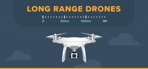 drone with longest range