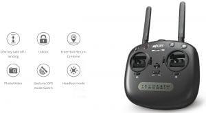 mjx bugs 3 pro transmitter