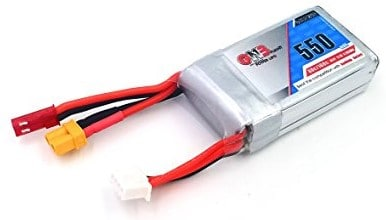 GNB 550mAh 3S LiPo Battery
