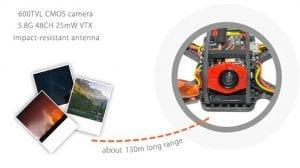 Leader 120 Camera